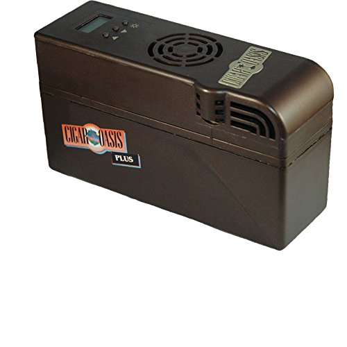 Prestige Import Group Cigar Oasis Plus Electronic Humidifier System