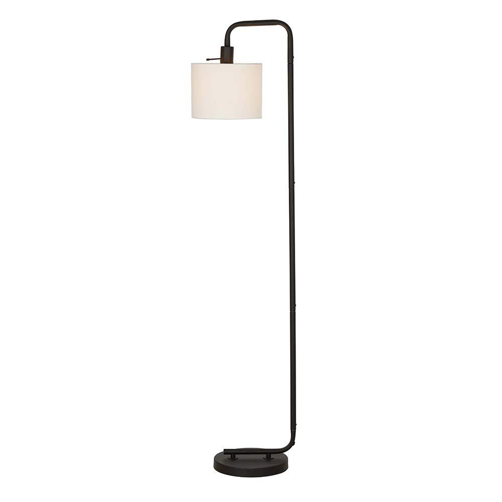 Catalina Lighting 21887-000 Transitional Metal Down Bridge Floor Lamp, Oil Rubbed Bronze