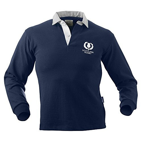 99ebf06000f Rugby Imports Scotland Old Style Jersey (X-Large)
