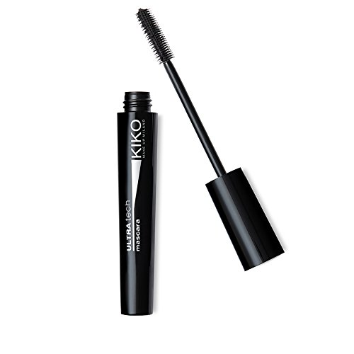 KIKO MILANO - Mascara Ultra Tech Volume With Flexible Elastomer Brush Wand