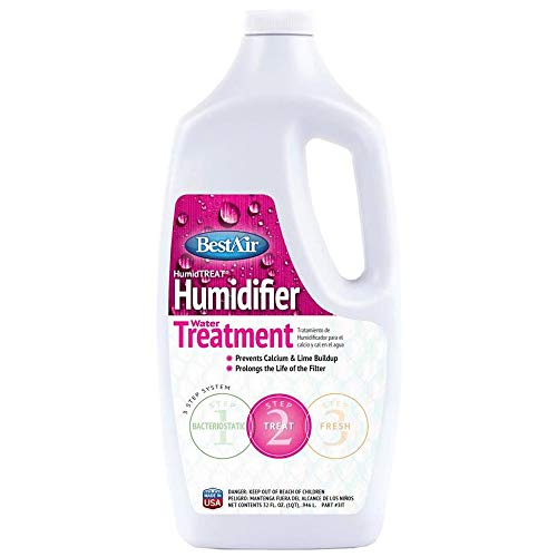 (B-Air Humiditreat Extra Strength Humidifier Water Treatment 32 oz)