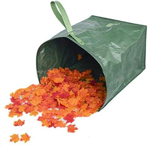庭の不用な袋、庭の屑草の植物の花の貯蔵のきちんとしたバケツ