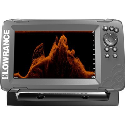 Lowrance 000-14020-001 HOOK2-7x GPS, Sonar (No Maps), ()