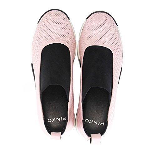 1h209uy39mp39 Cuero Rosa on Zapatillas Mujer Pinko Slip ZTCqnW0c5