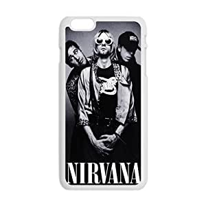 Nirvana fashion durable Cell Phone Case for Iphone 6 Plus