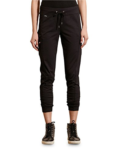 Ralph Lauren Active French Terry Cargo Pants L Black