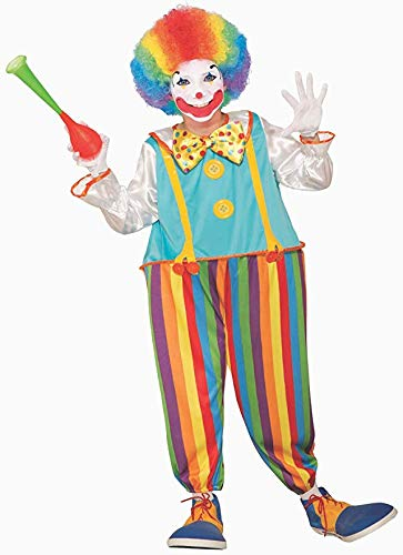 Forum Novelties Child's Silly Circus Clown Costume, Large]()