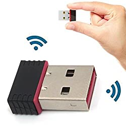 ZRAMO Ultra-small wireless 802.11n wifi adapter 150Mbps USB Adapter WiFi 802.11n 150M Network Lan Card