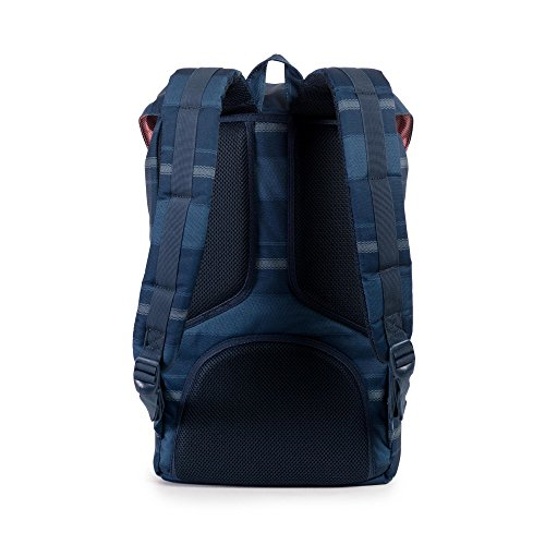 Herschel Supply Company SS16 Casual Daypack, 25 Liters, Navy Fouta/Tan