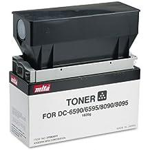Kyocera Toner Cartridge, 1820 gm, 52000 Yield (37083011)