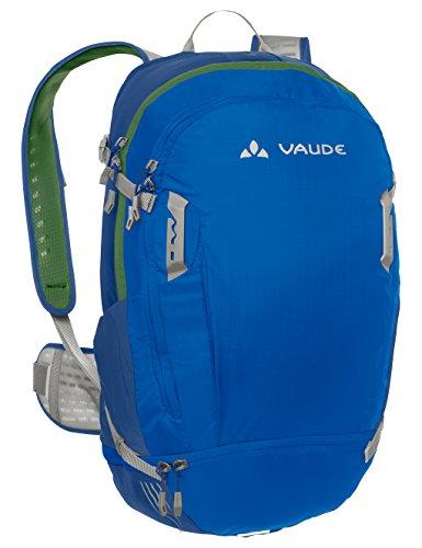 (VAUDE Bike Alpine 30+5 Backpack, Hydro Blue/Royal)