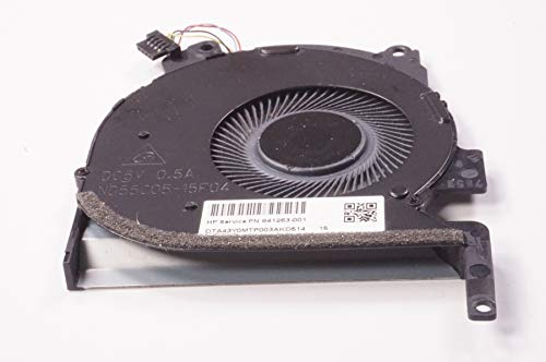 FMS Compatible with 841263-001 Replacement for Hp Cooling Fan 15-AP012DX Spectre 15-ap010ca Spectre 15-ap018ca