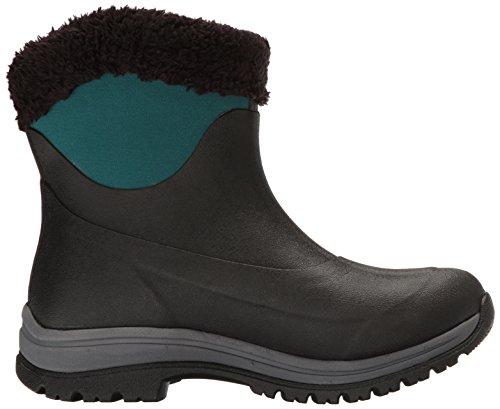 Muck Boot Dames Arctisch Après Slip-on Sneeuw Zwart / Grijs Spar
