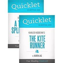 The Ultimate Khaled Hosseini Quicklet Bundle (The Kite Runner, A Thousand Splendid Suns)