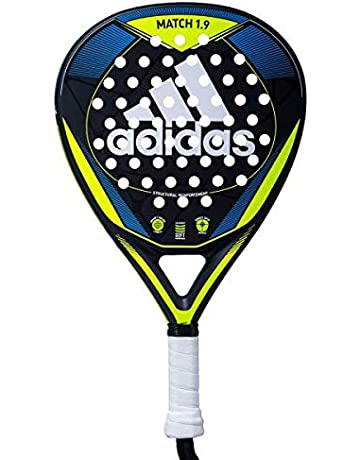 d5d8b384 Adidas Match 1.9 - Pala, Adultos Unisex, Amarillo/Azul, 375