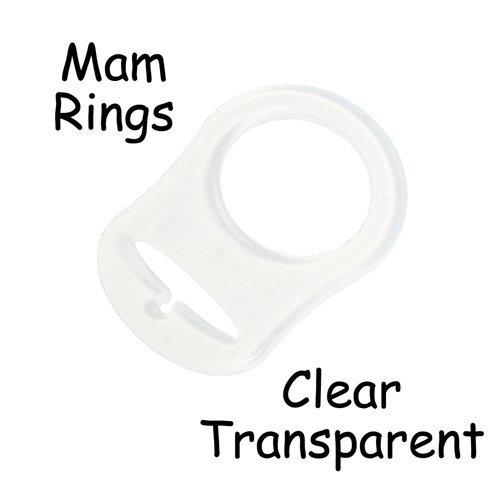 【信頼】 25 MAM 25 by Ring Button Style Pacifier Style Adapter by I Craft for Less B006135Y7O, イチカワチョウ:3af746bb --- arianechie.dominiotemporario.com