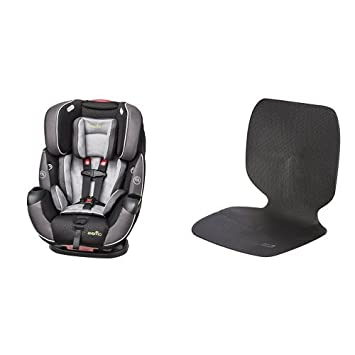 Evenflo Symphony Elite All In One Convertible Car Seat Paramount With Undermat