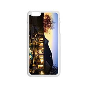 The Beautiful Vacational Village Hight Quality Case for Iphone 6