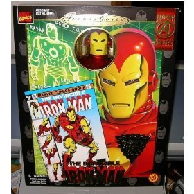 Marvel Action Figures Famous Covers (Marvel Famous Covers Iron Man)