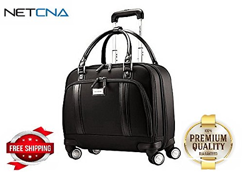 Samsonite Women's Spinner Mobile Office - notebook carrying case - By NETCNA ()