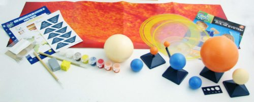 Scientific Explorer Our Amazing Solar System Model Kit