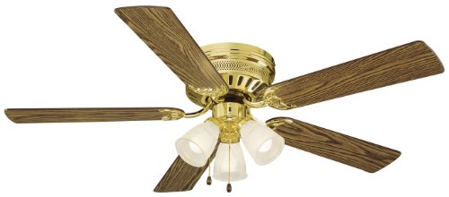 (Design House 156604 Millbridge 3 Light Ceiling Fan 52