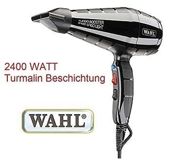 Wahl Profiline Turbo Booster 3400 - Secador (tecnología de cerámica, 2400 W): Amazon.es: Hogar