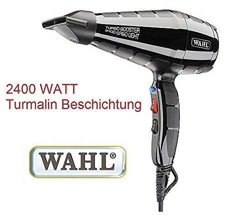 Wahl Profiline Turbo Booster 3400 - Secador (tecnología de cerámica, 2400 W)