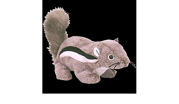 ed8c24e80f9 Amazon.com  TY Beanie Baby - CHIPPER the Chipmunk by Ty  Toys   Games