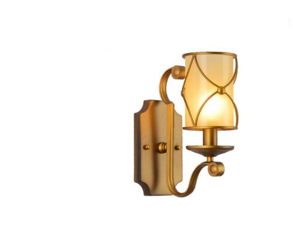 Lampada Lampada Pareteapplique Da Parete Lampade Da Parete Americano Design Creativo Camera Da Letto Comodino Nordico Singola Testa