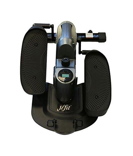 Jfit Under Desk Amp Stand Up Mini Elliptical Stepper W