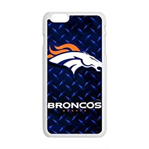 Cool Painting NFL Broncos Cell Phone Case For Iphone 6 4.7Inch Cover