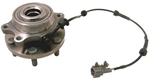 Front Wheel Oem - Febest - Nissan Front Wheel Hub - Oem: 40202-Zp90A
