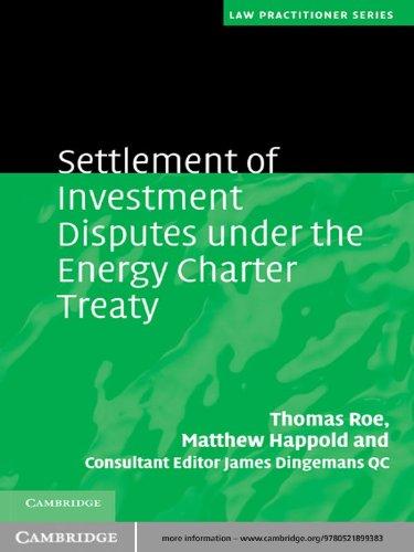 energy charter treaty - 3