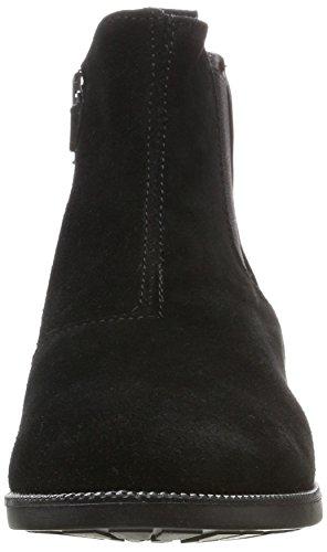 Primigi 8216, Botas Chelsea Niñas Negro (Nero/nero 177)