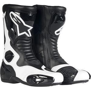 Alpinestars Women's Stella S-MX 5 Boots - 7 US / 38 Euro/White/Black