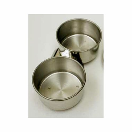 (Aa Palette Cup Medium Double Stainless Steel)
