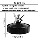 7 Fins Ninja Replacement Parts Blender, Replacement
