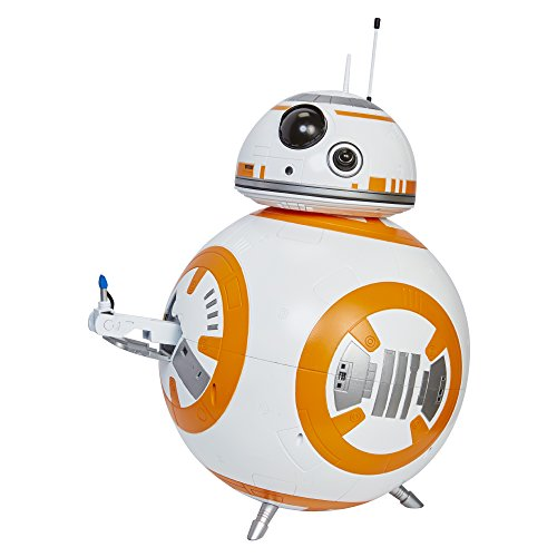 "BIG FIGS Star Wars Episode VII Massive 18"" BB-8 Deluxe Feature Action Figure"