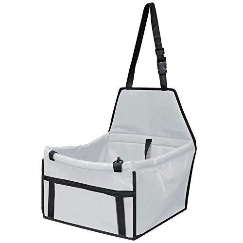 Ucoolbila Waterproof Folding Pet Dog Cat Car Seat Safe Tr...