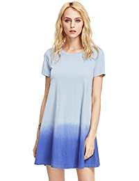 Amazon.com: Blue - Dresses / Clothing: Clothing, Shoes & Jewelry