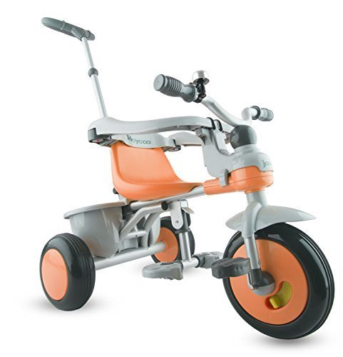 Joovy Tricycoo Tricycle, Joovy Orangie by Joovy - Toy [並行輸入品] Tricycoo [並行輸入品] B00Y982RJQ, CAPTAIN TOM's:1a96f4c4 --- number-directory.top