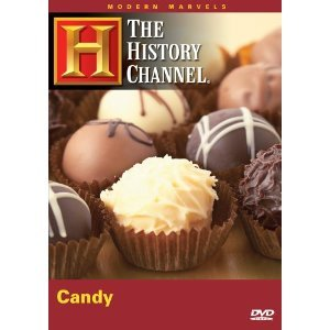 The History Channel : History of Candy : Inside Hershey's Factory , Schimpff's , Jelly Belly