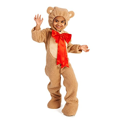 Toddler Costumes Bear (Teddy Bear Toddler Dress Up Costume)