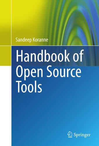 Download Handbook of Open Source Tools Pdf