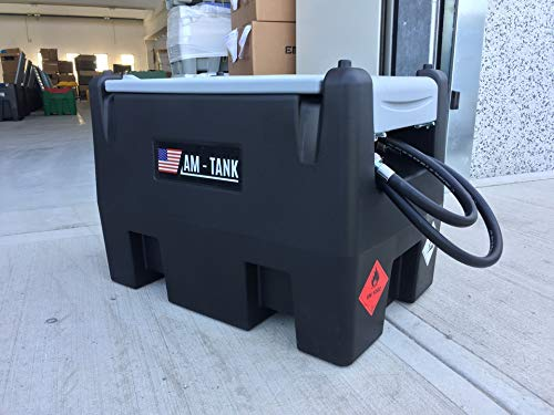 Portable Fuel Tank 58GL Diesel