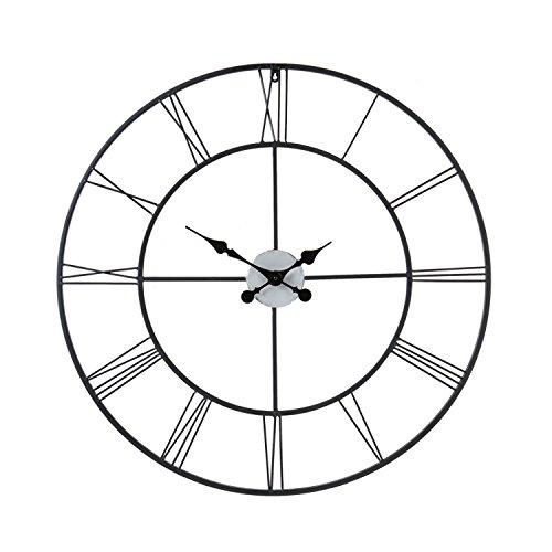 Southern Enterprises Upton Home Hartley Wall Clock, Delic...
