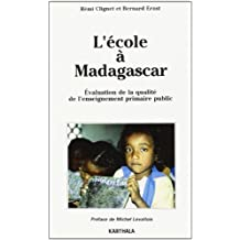L'ecole a Madagascar