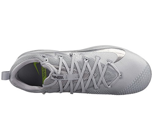 Cleat Baseball Wolf Mettallic Elite Ultrafly Grey Dark Men's Lunar NIKE Vapor Grey pXYF4