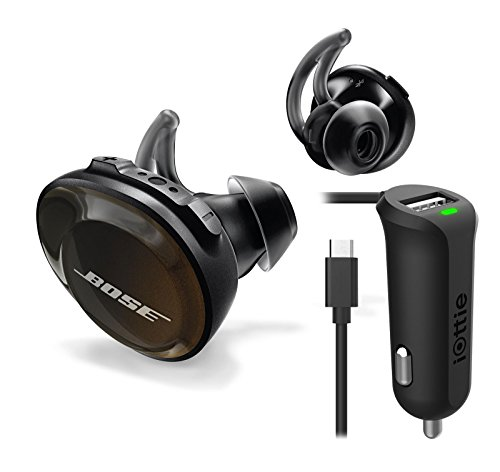 Bose SoundSport Free Wireless Headphones - Black by Bose